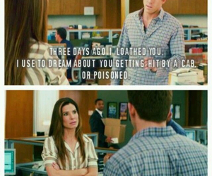 funny, ryan reynolds, and sandra bullock image