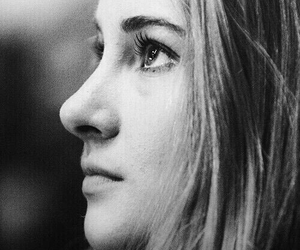 Shailene Woodley, divergent, and insurgent image