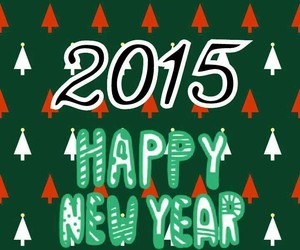 christmas, happy new year, and new year image