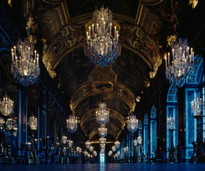 architecture, versailles, and luxury image
