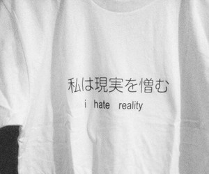 grunge, reality, and hate image