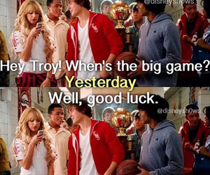 fun, love, and high school musical image