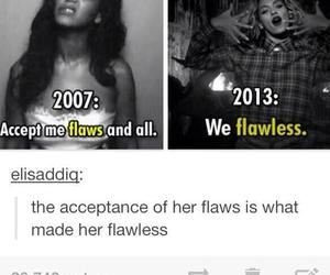 beyoncé, flawless, and queen bey image