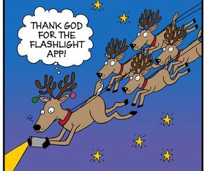 rudolph and apps image