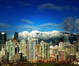 vancouver, canada, and city image