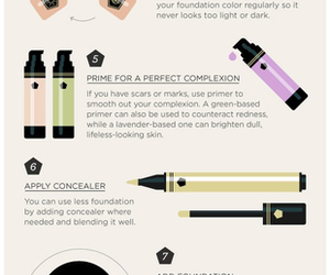 makeup, Foundation, and tutorial image