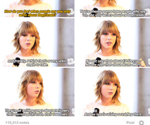 Taylor Swift, music, and feminism image