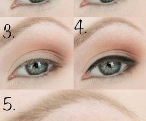 eyes, make up, and cute image