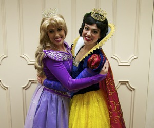 disney princess, princess, and dresses image