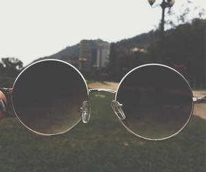 glasses, vintage, and grunge image