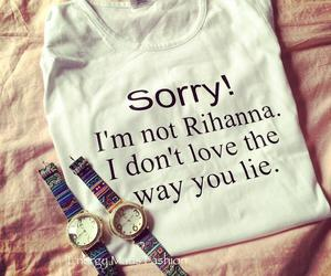funny, watches, and love the way you lie image