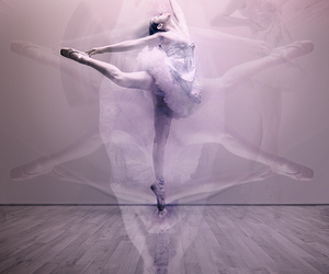 arch, ballet, and color image