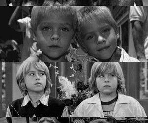dylan sprouse, boy, and cole sprouse image