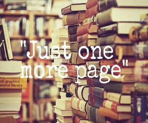 books, love books, and quote image