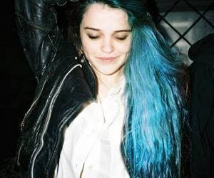 sky ferreira, grunge, and hair image