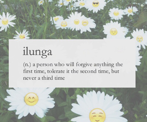 quote and ilunga image
