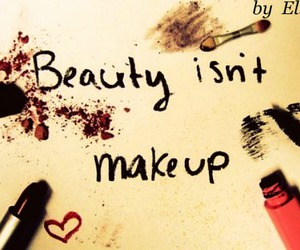 beauty, marshmallow., and make up image