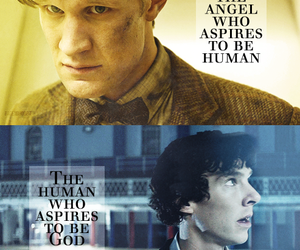 doctor who, quotes, and moffat image