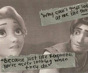 love, rapunzel, and disney image