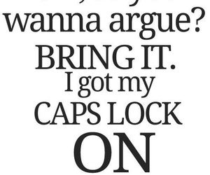 funny, argue, and quotes image