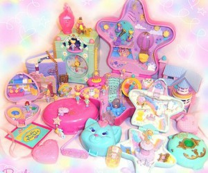 pink, toy, and cute image