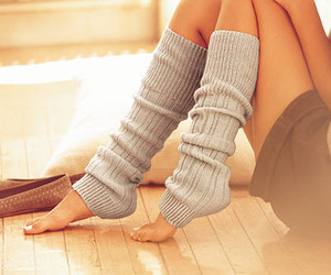 girl, legs, and socks image