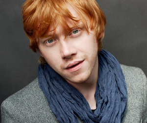 rupert grint and ron weasley image