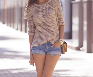 clothes, jeans, and shorts image