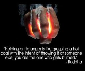 anger, burned, and holding image