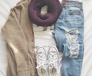 clothe, fashion, and outfit image