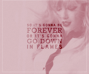 blank space, quote, and Taylor Swift image