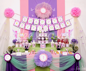 birthday, birthday party, and fairy image