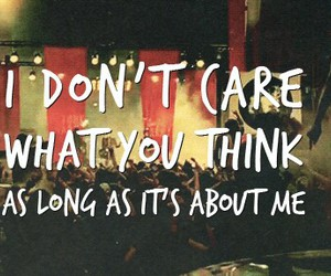 FOB, fall out boy, and i don't care image