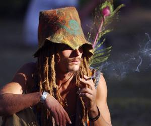 dreadlocks, dreads, and guy image