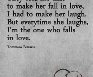 love, laugh, and quotes image