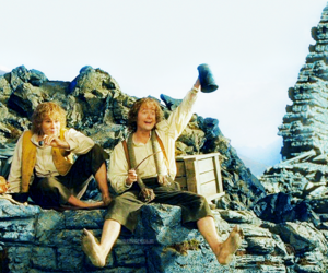 LOTR, hobbit, and merry image