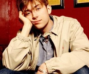 90's, blur, and damon albarn image