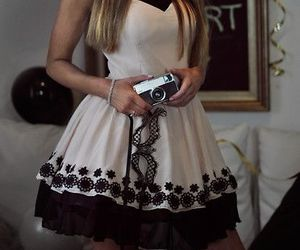 dress, outfits, and style image