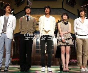 F4, tall, and korean image