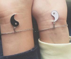 amazing, black, and bracelets image