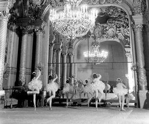 ballet, black and white, and classic image