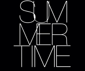 summer, background, and time image