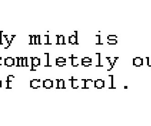 grunge, mind, and control image