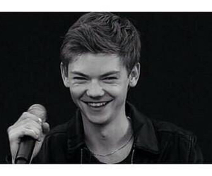 thomas sangster, actor, and boy image