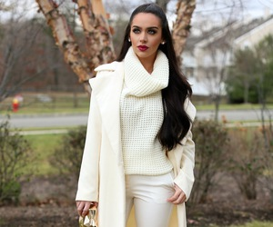 creamy, trousers, and carli bybel image