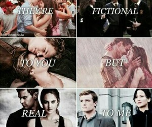 edward cullen, twilight, and hunger games image