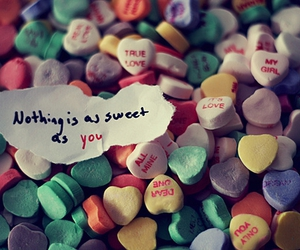 candy, color, and sweet image