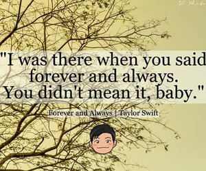 always, forever, and Lyrics image