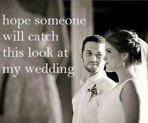 wedding, love, and goals image