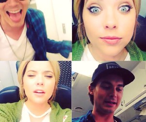 caleb, pretty little liars, and ashley benson image